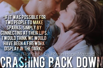 Crashing back down teaser