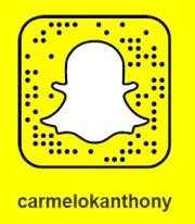Basketball Carmelo Anthony