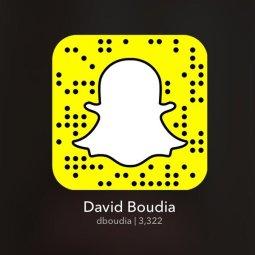 Diver David Boudia
