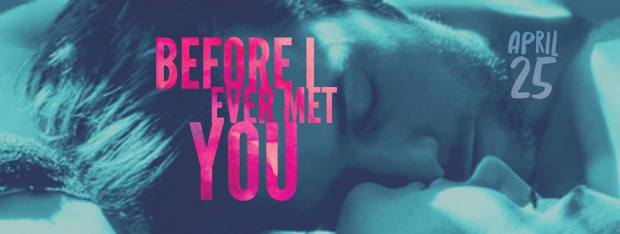Before I ever met you banner