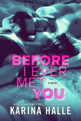 Before I ever Met you Front cover