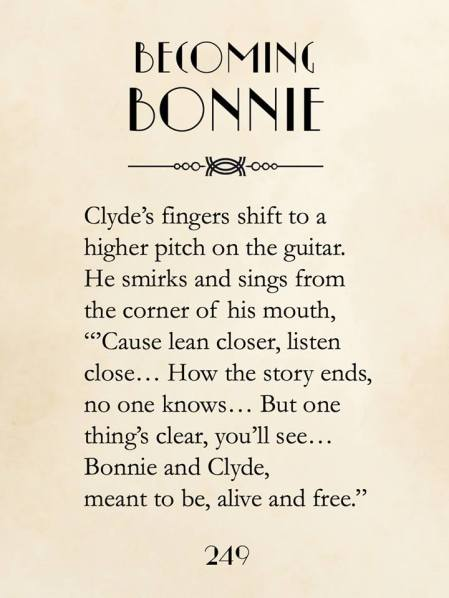Becoming Bonnie Teaser