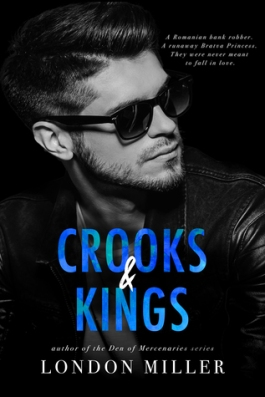 Crooks and Kings new cover