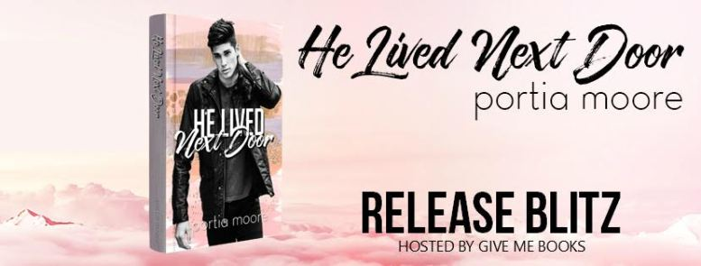 He lived next door banner