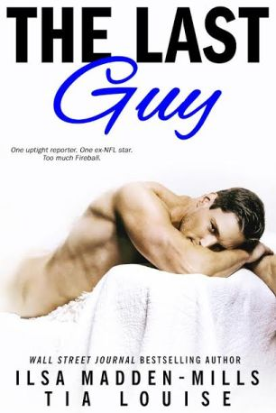 Last guy front cover