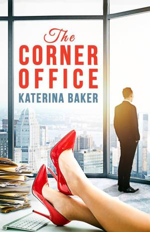 The Corner Office Cover